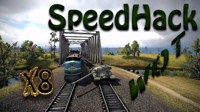 New SpeedHack WOT vol X8 _ 1.9.1.1