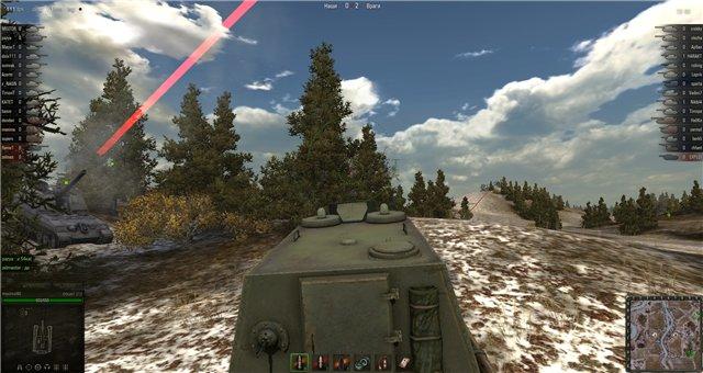 скачать мод чит для World Of Tanks - фото 9