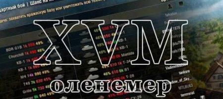 Оленемер   XVM