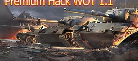 Premium Hack World Of Tanks