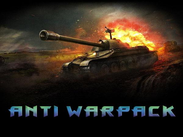 warpack mod for world of tanks