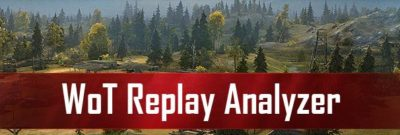 WoT Replay Analyzer Logo