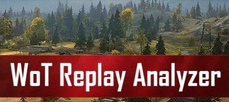 WoT Replay Analyzer Logo