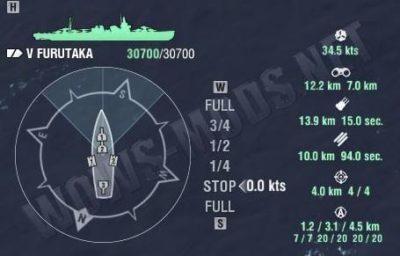 «Боцман» для World of Warships