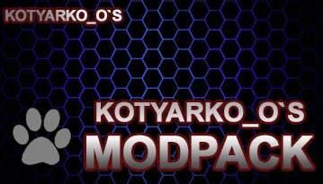Kotyarko modpack