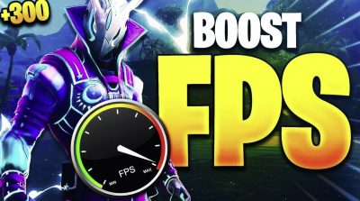 FPS Booster для Fortnite (Бесплатно)