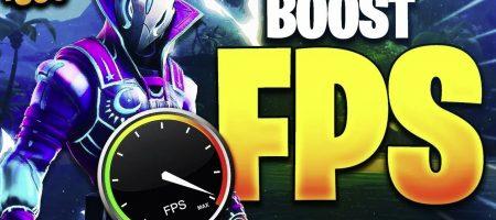 FPS Booster Fortnite